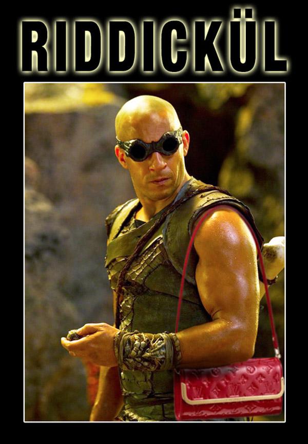 Las crónicas de Riddickül