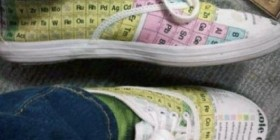 Las zapatillas de Walter White
