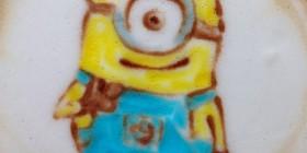 Latte Art: Minion