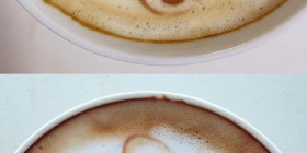 Latte Art: Tom y Jerry
