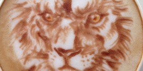 Latte Art: León