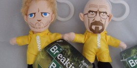 Llaveros peluche Breaking Bad