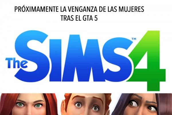 Los Sims 4 la venganza del GTA 5