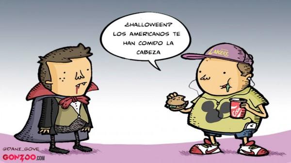 Los americanos te han comido la cabeza