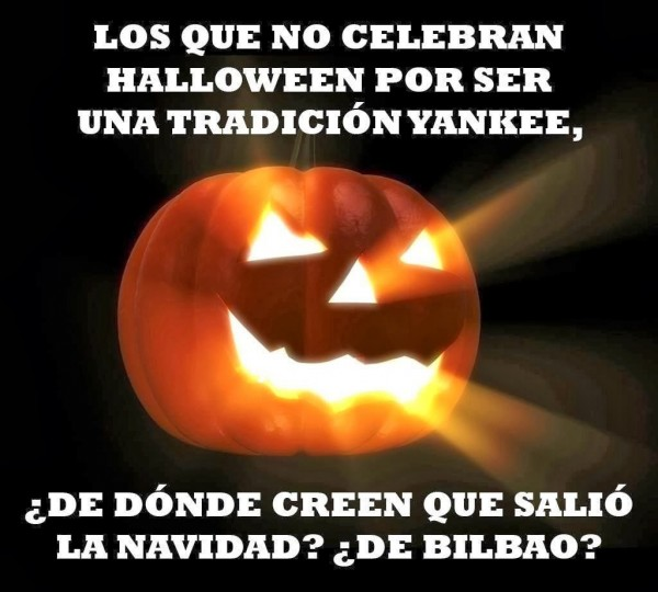 Los que no celebren Halloween