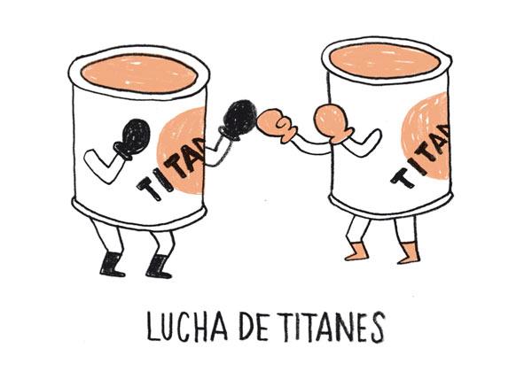 Lucha de Titanes