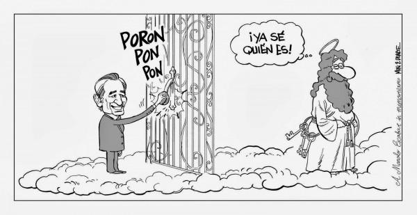 Manolo Escobar ya está en el cielo