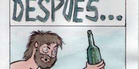 Mensaje en una botella versión WhatsApp