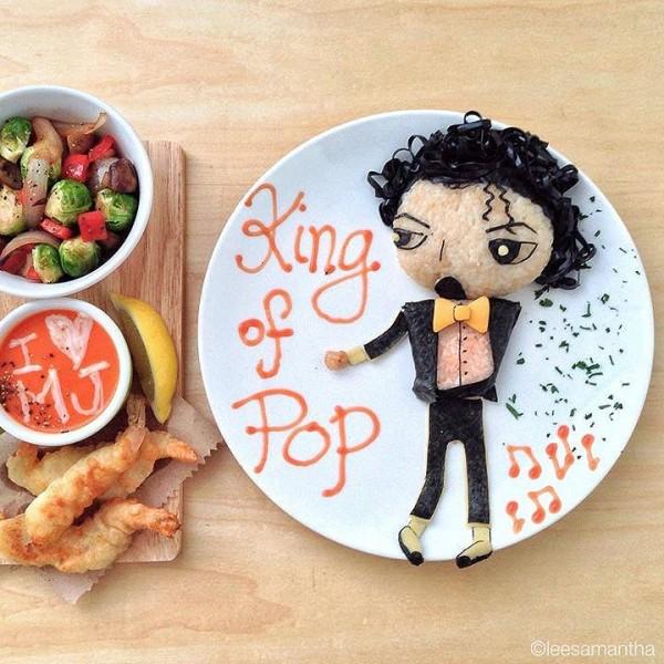 Michael Jackson para comérselo