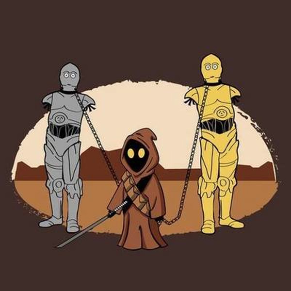 Michonne en Star Wars