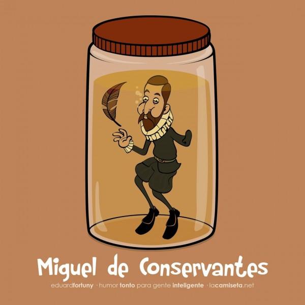 Miguel de conservantes