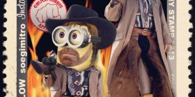 Minion Chuck Norris: Walker, Texas Ranger