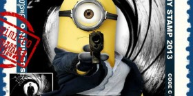 Minion James Bond