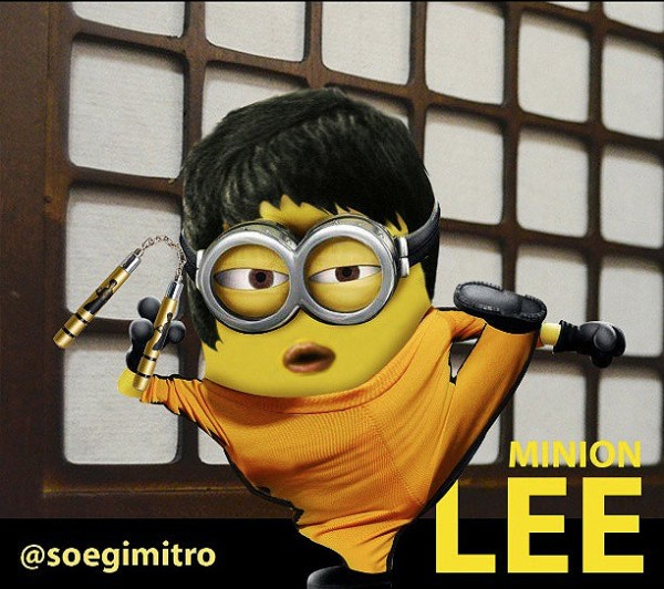 Minion Lee
