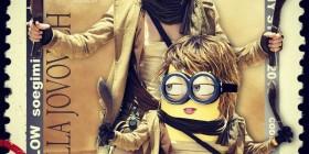 Minion Milla Jovovich en Resident Evil