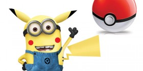 Minion Pikachu