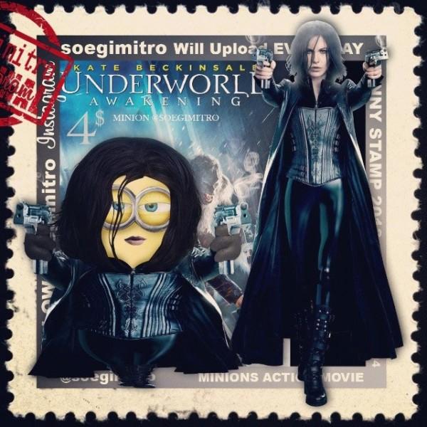 Minion Underworld