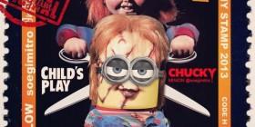 Minions Halloween: Chucky