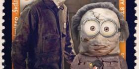 Minions Halloween: Michael Myers