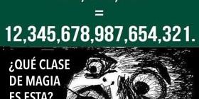 Misterio matemático
