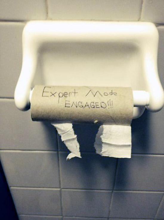 Modo experto ON