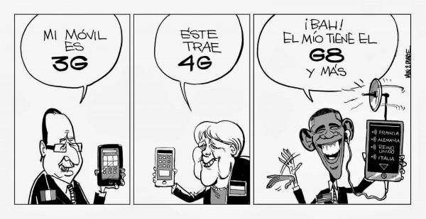 Móvil G8