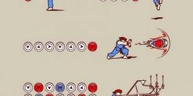 Movimientos en tu videojuego de lucha