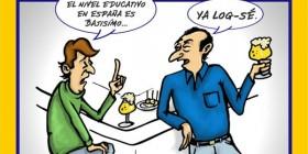 Nivel educativo de España