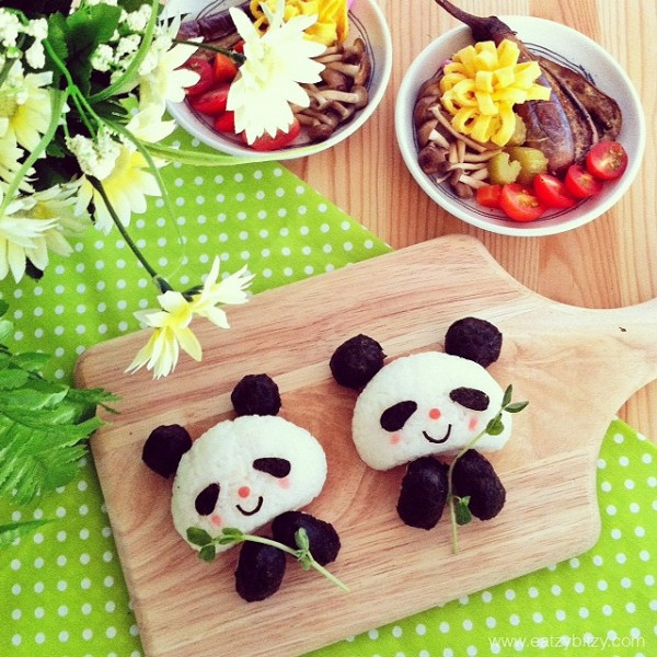 Pandas comestibles