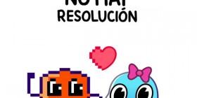 Para el amor no hay resolución