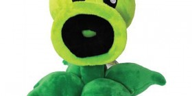 Peluche Plantas Vs Zombies. Peashooter
