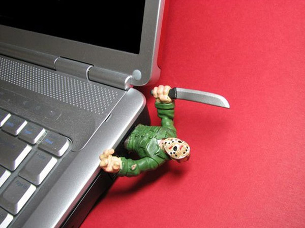 Pendrive de Jason