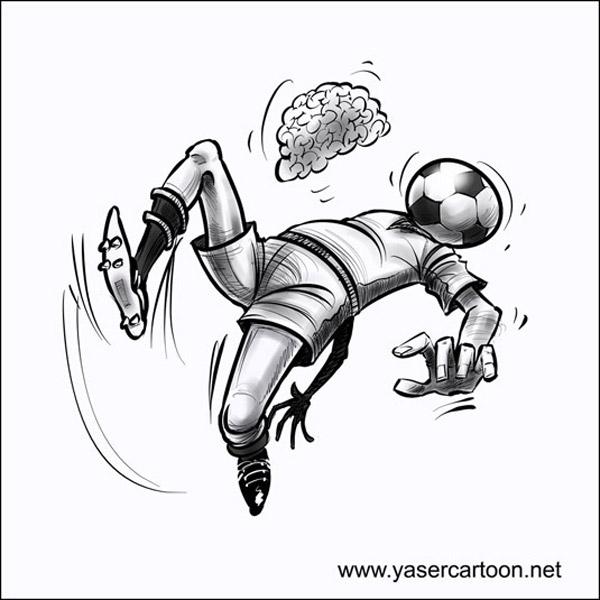 Fútbol en la cabeza