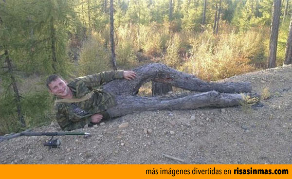 Piernas de madera