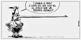 Pinocho Rajoy