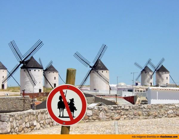 Prohibido Don Quijote