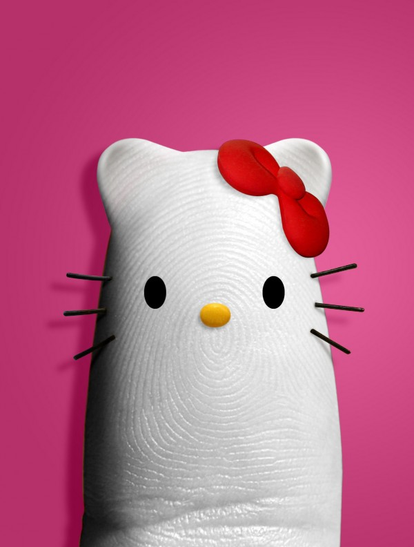 Pulgar Hello Kitty