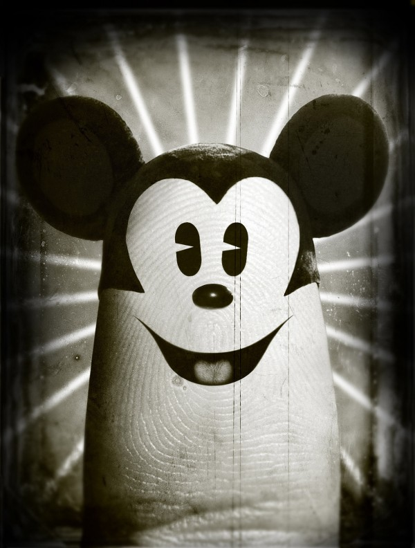 Pulgares: Mickey Mouse