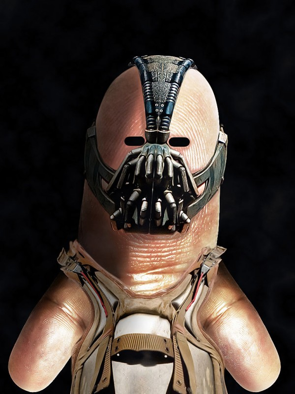 Pulgares célebres: Bane