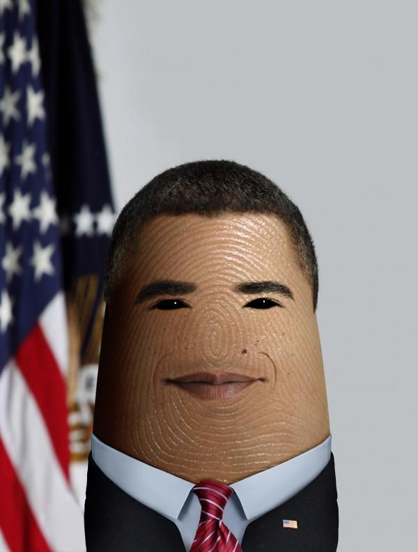 Pulgares célebres: Barack Obama