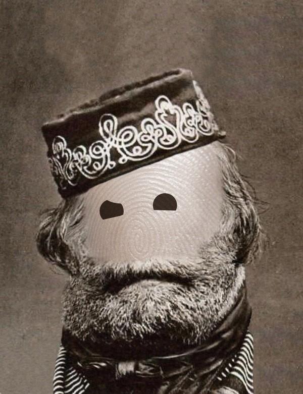 Pulgares célebres: Giuseppe Garibaldi