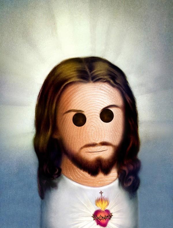 Pulgares célebres: Jesús