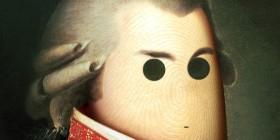 Pulgares célebres: Mozart