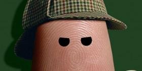 Pulgares célebres: Sherlock Holmes