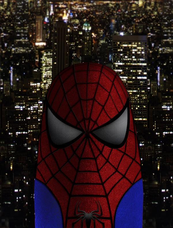 Pulgares célebres: Spiderman