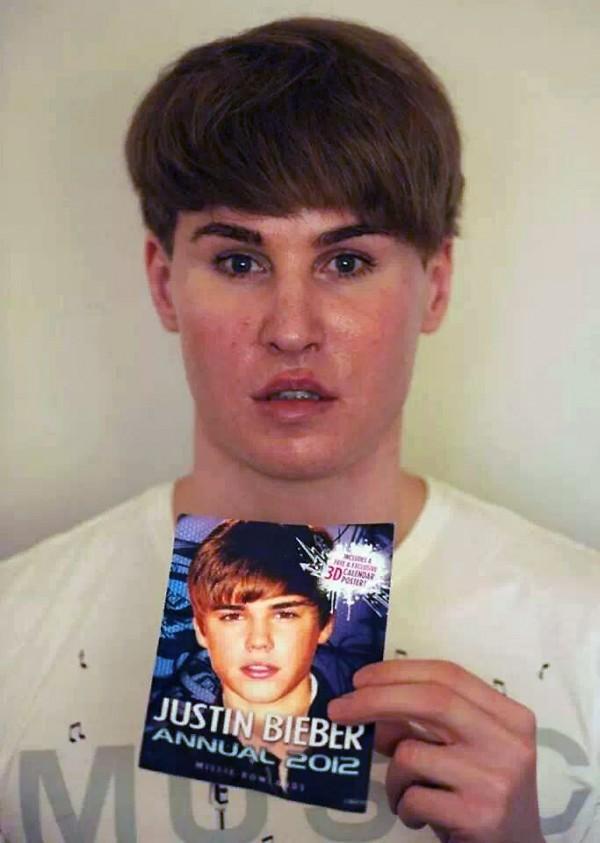 Quiero ser Justin Bieber