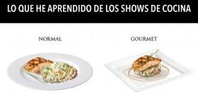 Shows de cocina