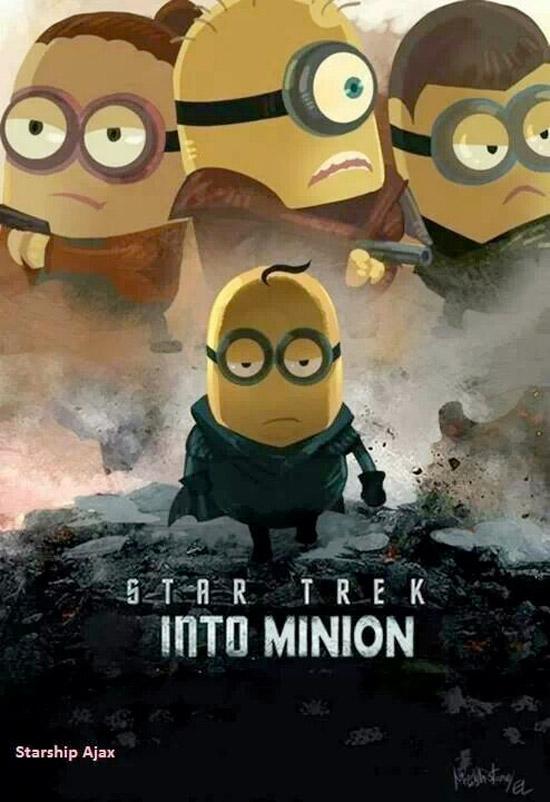Stark Trek: Into Minion