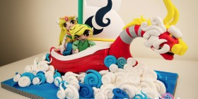 Tartas originales: The Legend of Zelda