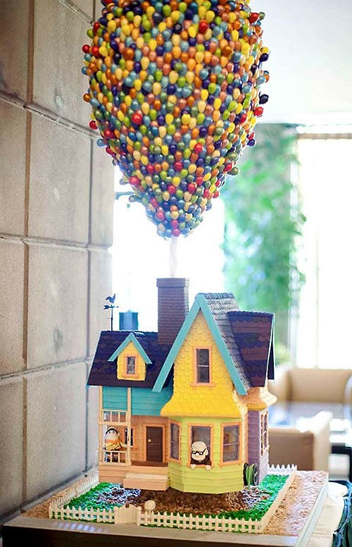 Tartas originales: UP